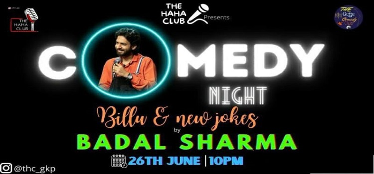 Billu & New Jokes ft. Badel Sharma
