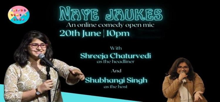 Naye Jaukes ft. Shreeja Chaturvedi