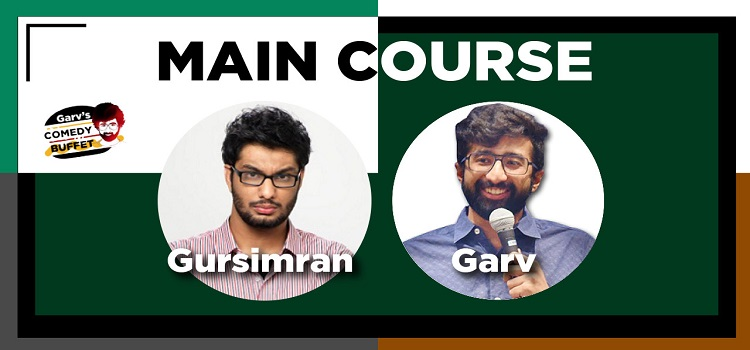 Main Course: Stand-up Comedy Event