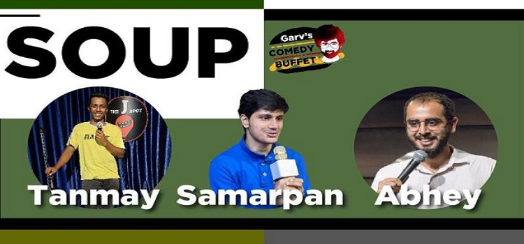 Soup: Online Comedy Event
