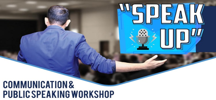 Communication & Public Speaking Workshop