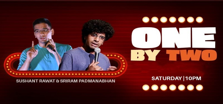 One By Two: Online Comedy Event