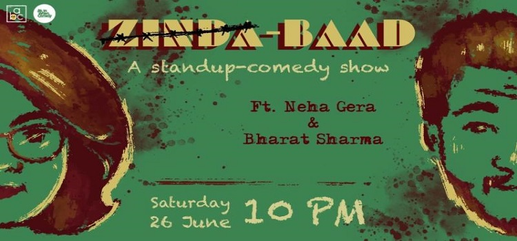 Zinda-Baad: A Stand-Up Comedy Show