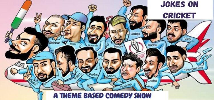 Jokes on Cricket: An Online Event