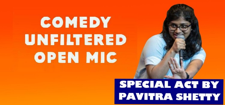 Comedy Unfiltered ft. Pavitra Shetty