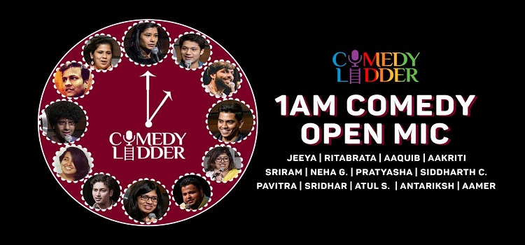 1AM Comedy Open Mic by Comedy Ladder
