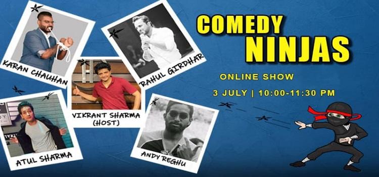 Comedy Ninjas: A Stand-Up Comedy Show