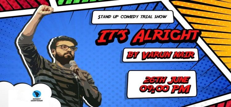 A Stand Up Comedy Trial Show