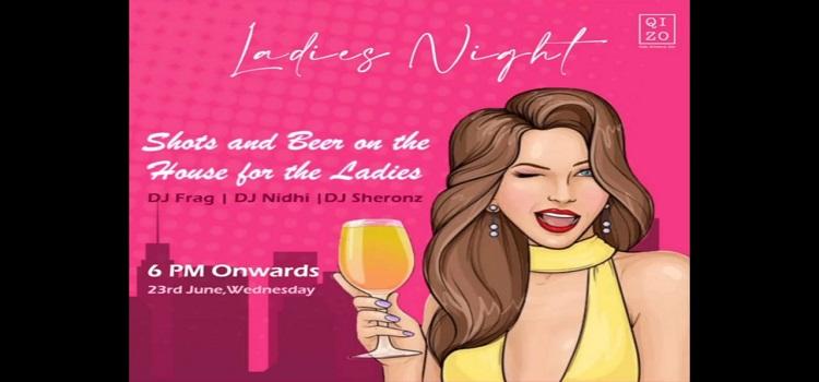 Ladies Night At Qizo Chandigarh