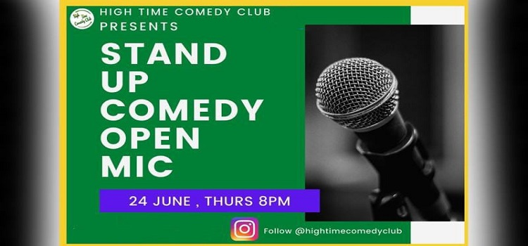 Stand-Up Comedy Open Mic Event