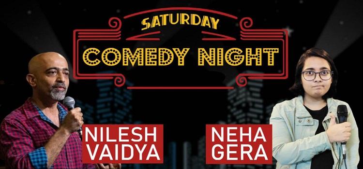 Saturday Comedy Night