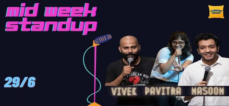 Mid Week Stand-Up: An Online Event