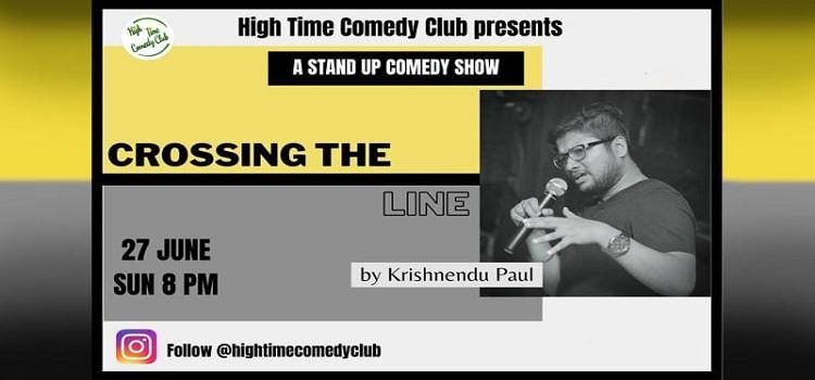 Crossing The Line ft. Krishnendu Paul
