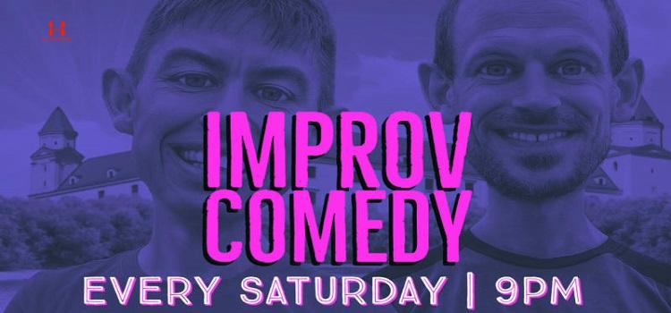 Improv Comedy by Humorise- Virtual Event