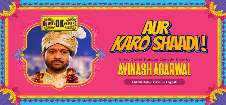 An Online Comedy Event ft. Avinash Agarwal