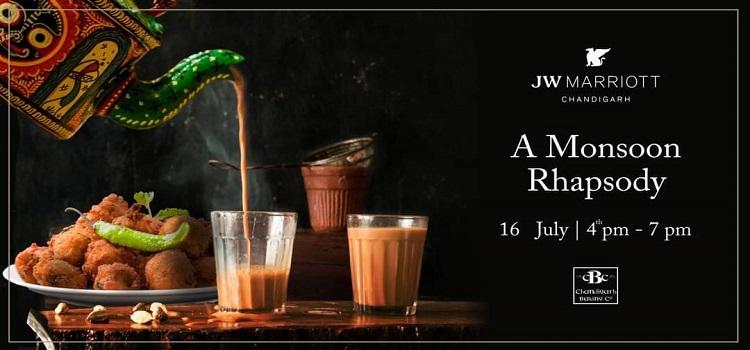 A Monsoon Rhapsody At JW Marriott Chandigarh
