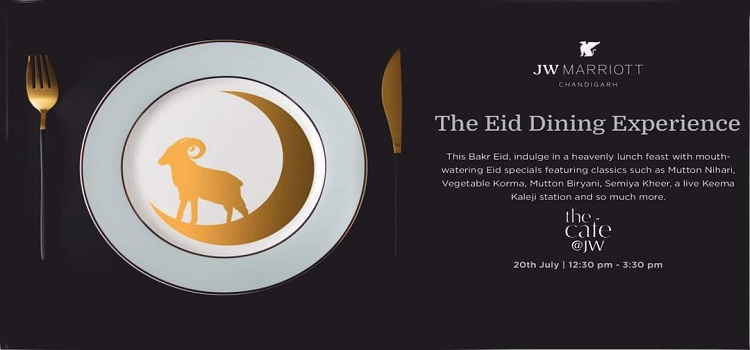 The Eid Dining Experience At The Cafe- JW Marriott