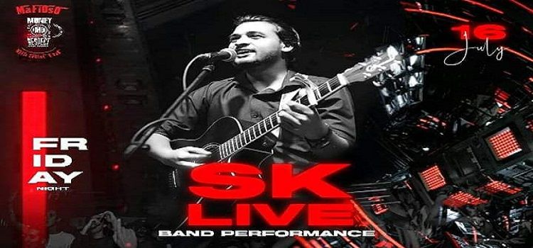 Live Music By SK Band At Mafioso Chandigarh