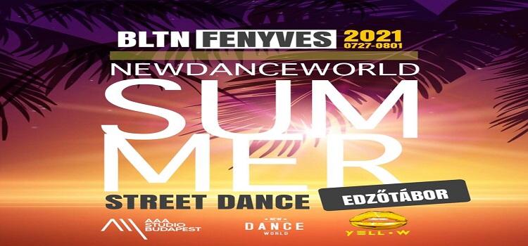 New Dance World Summer Dance Camp 2021