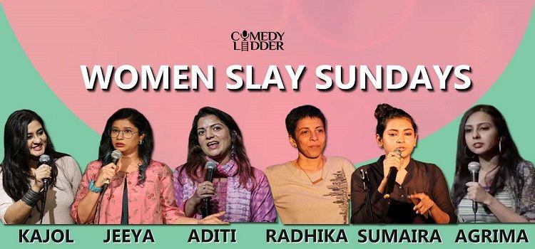 Women Slay Sundays: An Online Event