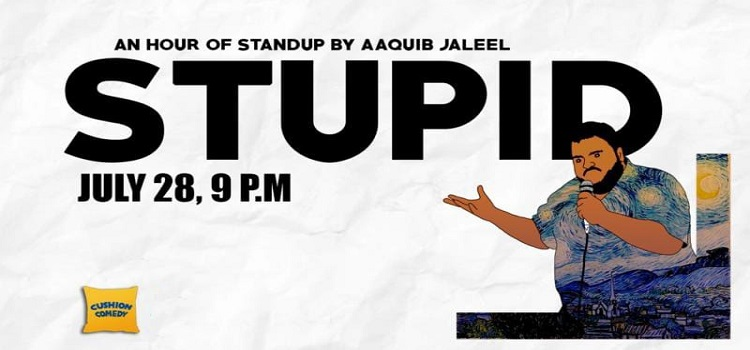 An Hour of Stand-Up by Aaquib Jaleel