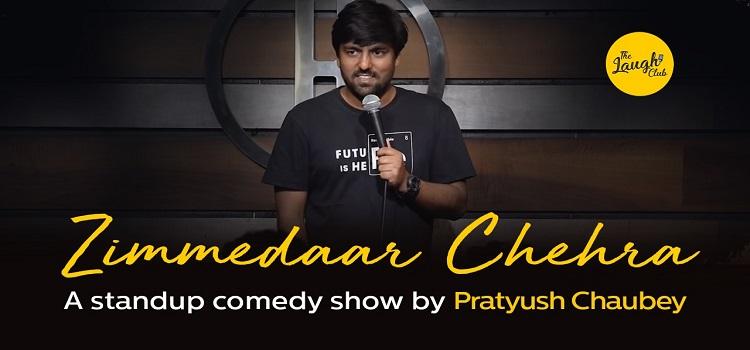 A Stand-up Comedy Show by Pratyush Chaubey