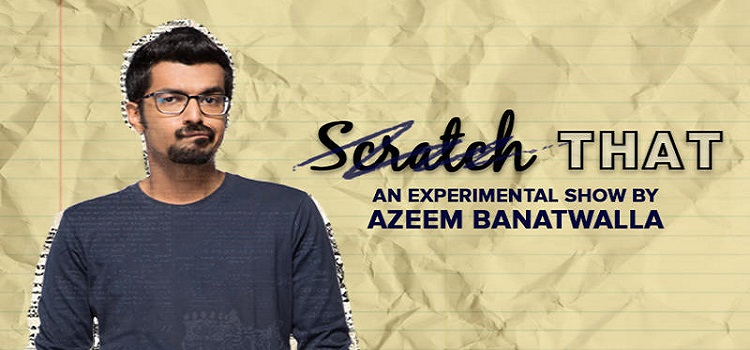Scratch That: An Online Experimental Hour By Azeem
