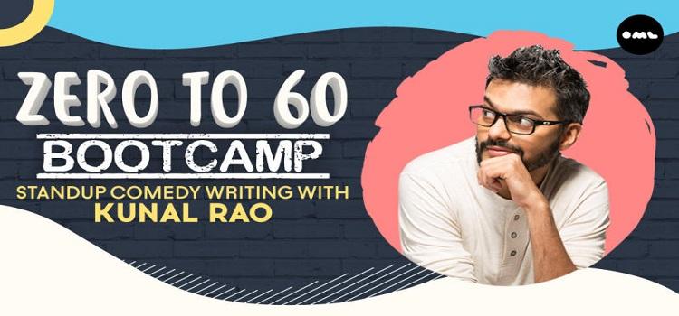 Learning Comedy Writing With Kunal Rao