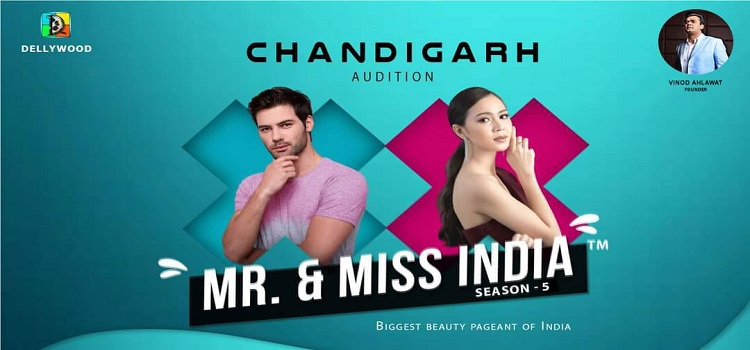 Mr. & Miss India Auditions At The Piccadily - Chandigarh