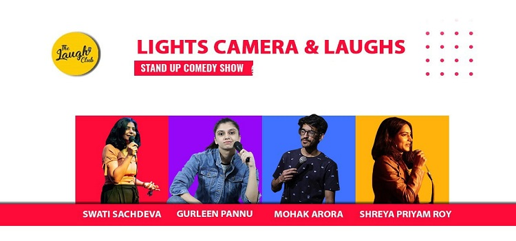 Live Comedy Event At The Laugh Club Chandigarh