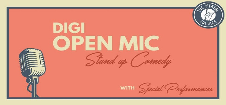 An Online Open Mic Event By The Mental Talkies