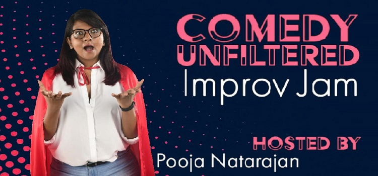 An Online Stand-Up Solo Performance by Pooja