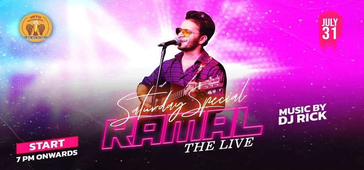 Saturday Night Special With Kamal Performing Live