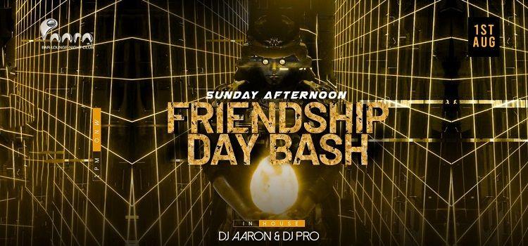 Friendship Day Bash At Paara Night Club Chandigarh