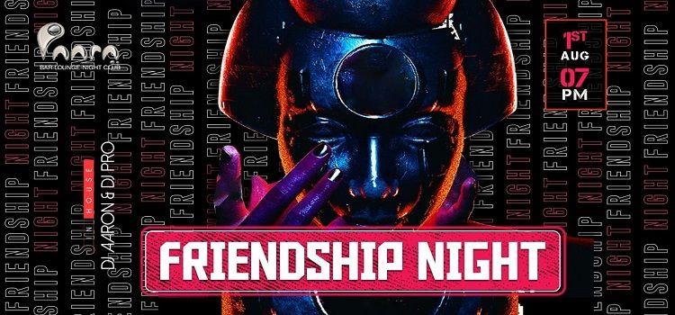 Friendship Night At Paara Night Club Chandigarh