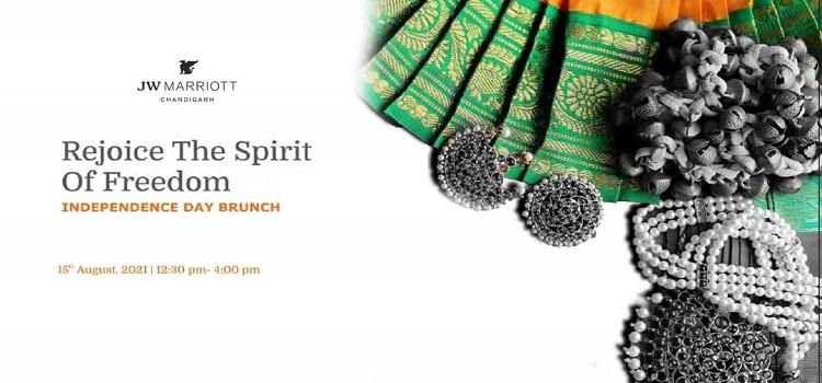 Independence Day Brunch At JW Marriott Chandigarh