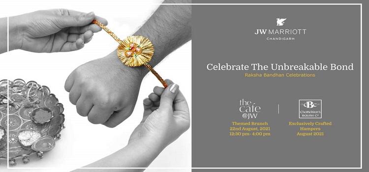 Raksha Bandhan Celebrations At The Cafe - JW Marriott