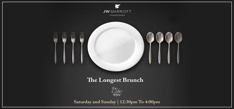 The Longest Brunch At The Cafe - JW Marriott