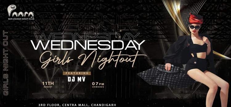 Girls Nightout At Paara Night Club Chandigarh