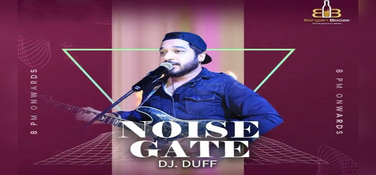Live Music By Noise Gate At Bargain Booze Chandigarh