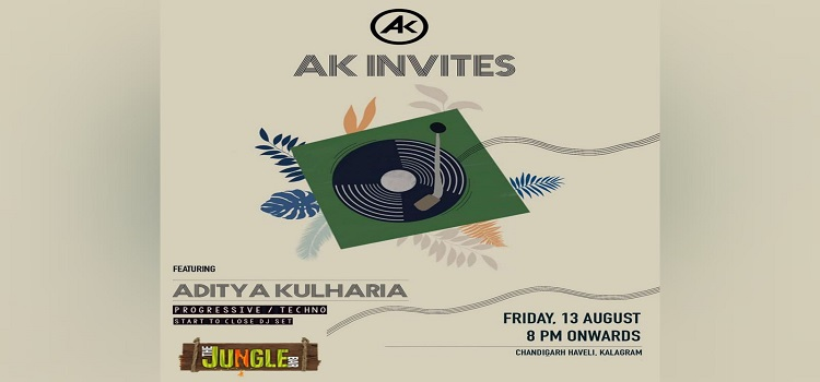 Live Music Event At The Jungle Bar Chandigarh