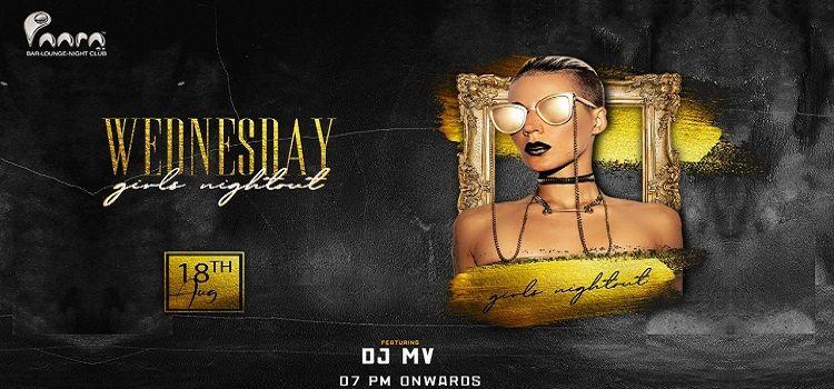 Girls Nightout At Paara Bar Lounge & Night Club