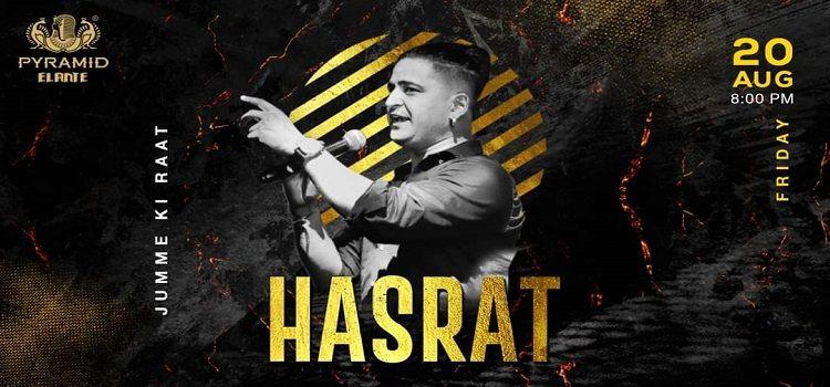 Hasrat Band Performing Live At Pyramid Elante