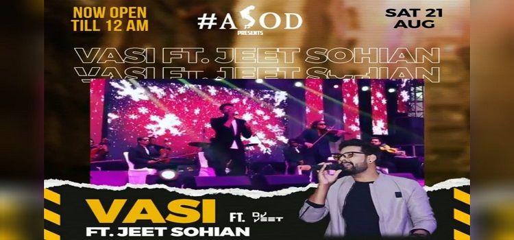 VASI Performing Live At ASOD Chandigarh