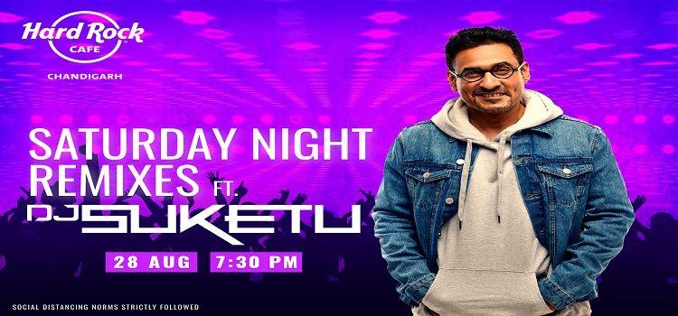 Saturday Night Bollywood Remixes Ft DJ Suketu