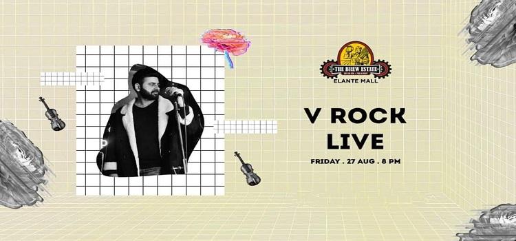 Live Music Event At The Brew Estate Elante Mall