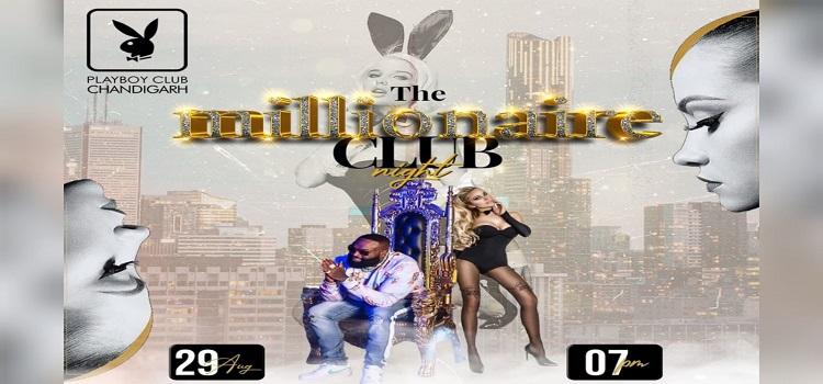 The Millionaire Club Night At Playboy Club