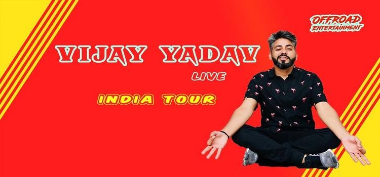 Comedy By Vijay Yadav At The Laugh Club Chandigarh
