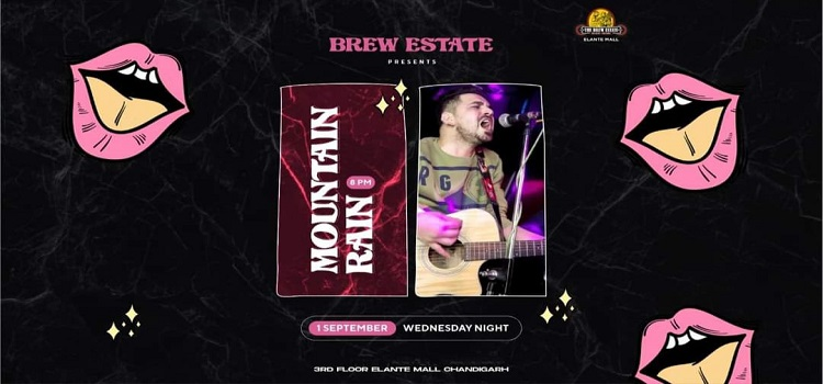 Live Music Event AT Brew Estate Elante Mall