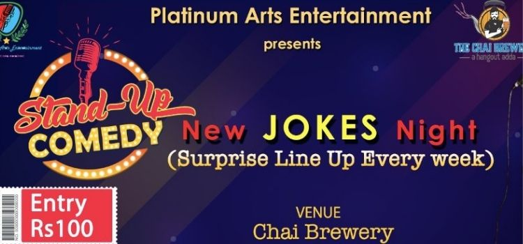 Stand Up Comedy At Chai Brewery Chandigarh